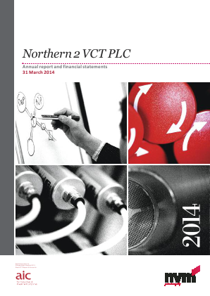 Northern 2 VCT annual report 2014
