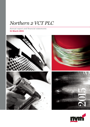 Northern 2 VCT annual report 2015