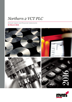 Northern 2 VCT annual report 2016