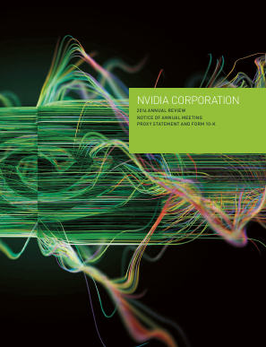NVIDIA Corporation annual report 2014