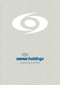 Novus Holdings annual report 2016