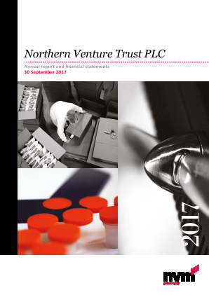 Northern Venture Trust annual report 2017