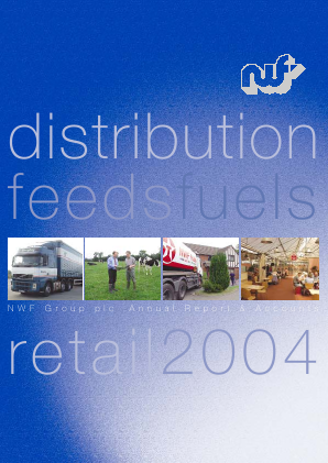 NWF Group annual report 2004