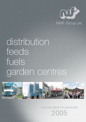 NWF Group annual report 2005