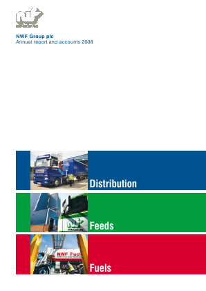 NWF Group annual report 2008
