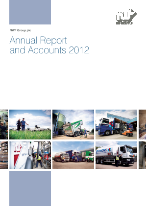 NWF Group annual report 2012
