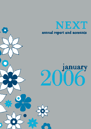 Next annual report 2006