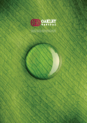 Oakley Capital Investments annual report 2010