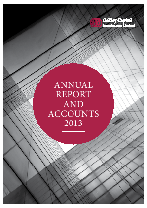 Oakley Capital Investments annual report 2013