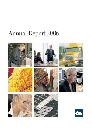 OEM International annual report 2006