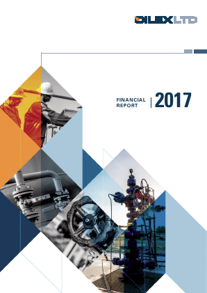 Oilex annual report 2017