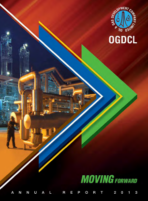 Oil & Gas Development Company annual report 2013
