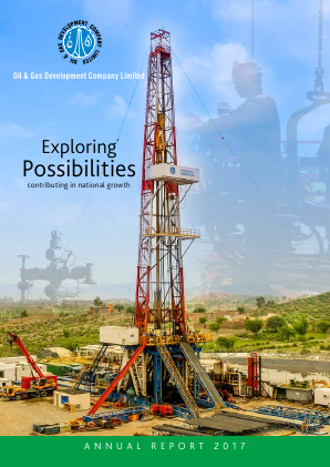 Oil & Gas Development Company annual report 2017