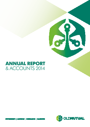 Old Mutual Plc annual report 2014