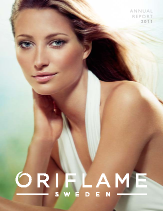 Oriflame Holding annual report 2011