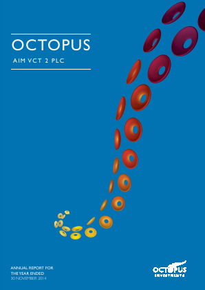 Octopus Aim VCT 2 Plc annual report 2014
