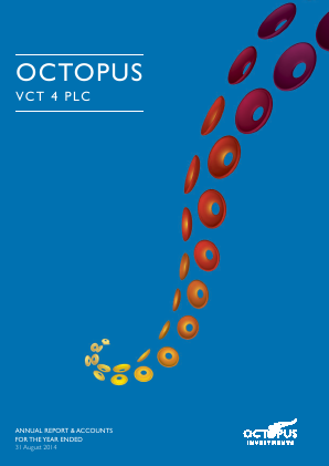 Octopus VCT 4 Plc annual report 2014