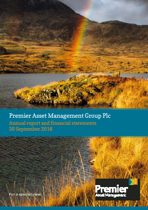 Premier Asset Management annual report 2016