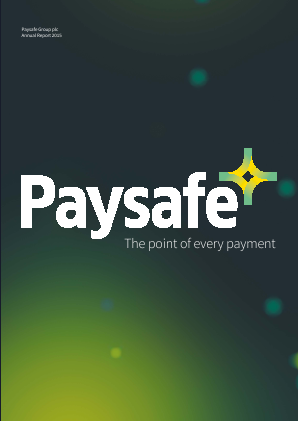 Paysafe Group (formallly Optimal Payments Plc) annual report 2015