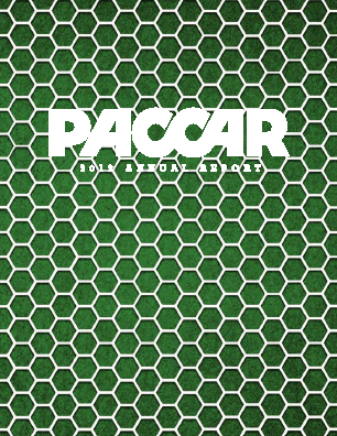PACCAR Inc. annual report 2012