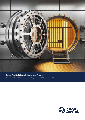 Polar Capital Global Financials Trust annual report 2017