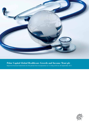Polar CAP Global Healthcare Growth&Income Trust annual report 2011