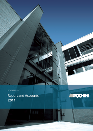 Pochins annual report 2011