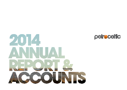 Petroceltic International annual report 2014
