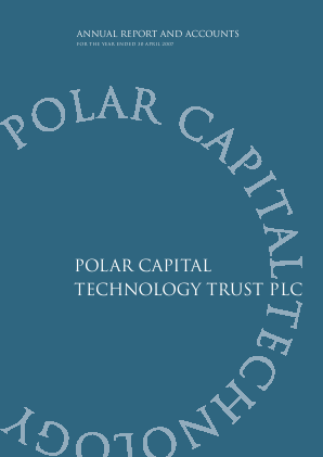 Polar Capital Technology Trust annual report 2007