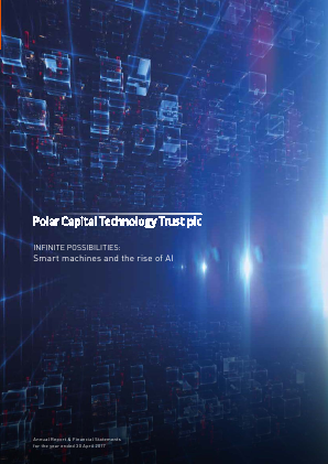 Polar Capital Technology Trust annual report 2017