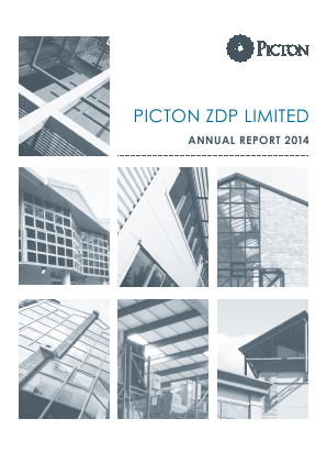 Picton ZDP annual report 2014