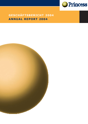 Princess Private Equity Holdings annual report 2004