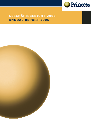 Princess Private Equity Holdings annual report 2005