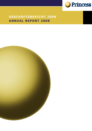 Princess Private Equity Holdings annual report 2008