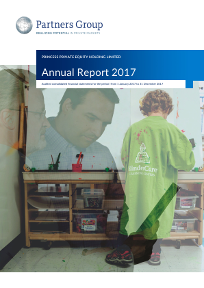 Princess Private Equity Holdings annual report 2017