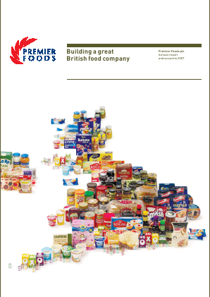 Premier Foods Plc annual report 2007