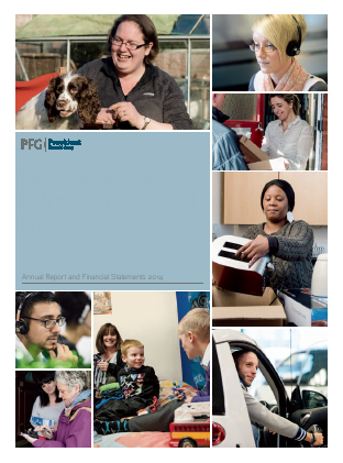 Provident Financial annual report 2014