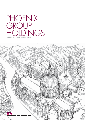 Phoenix Group Holdings annual report 2013