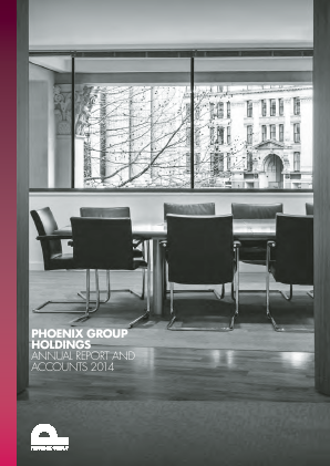 Phoenix Group Holdings annual report 2014