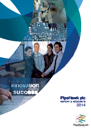 Pipehawk annual report 2014