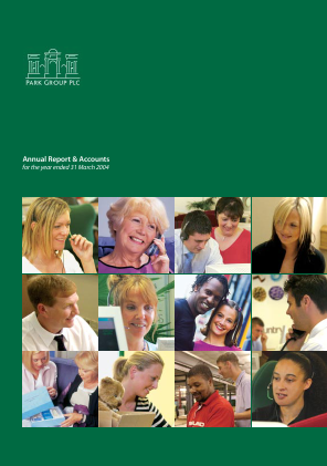 Park Group annual report 2004