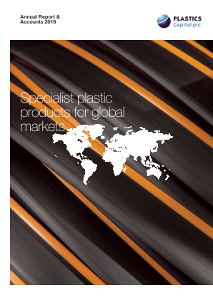 Plastics Capital Plc annual report 2016