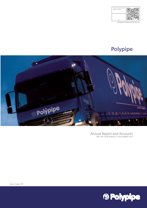 Polypipe Group Plc annual report 2014