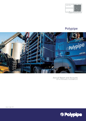Polypipe Group Plc annual report 2015