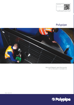 Polypipe Group Plc annual report 2016