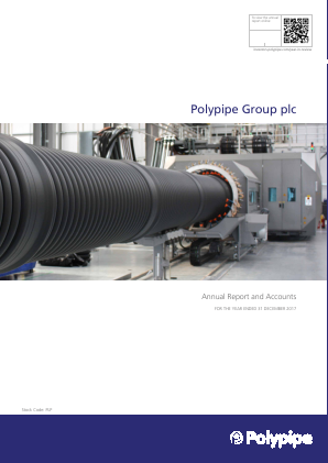 Polypipe Group Plc annual report 2017
