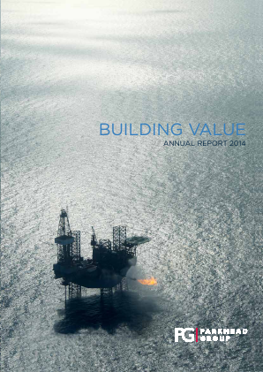 Parkmead Group annual report 2014