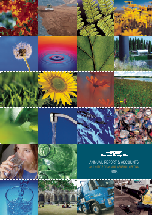 Pennon Group annual report 2005