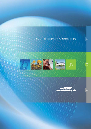Pennon Group annual report 2007