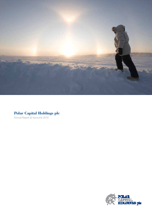 Polar Capital Holdings Plc annual report 2010